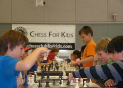 Chess Club Tournament