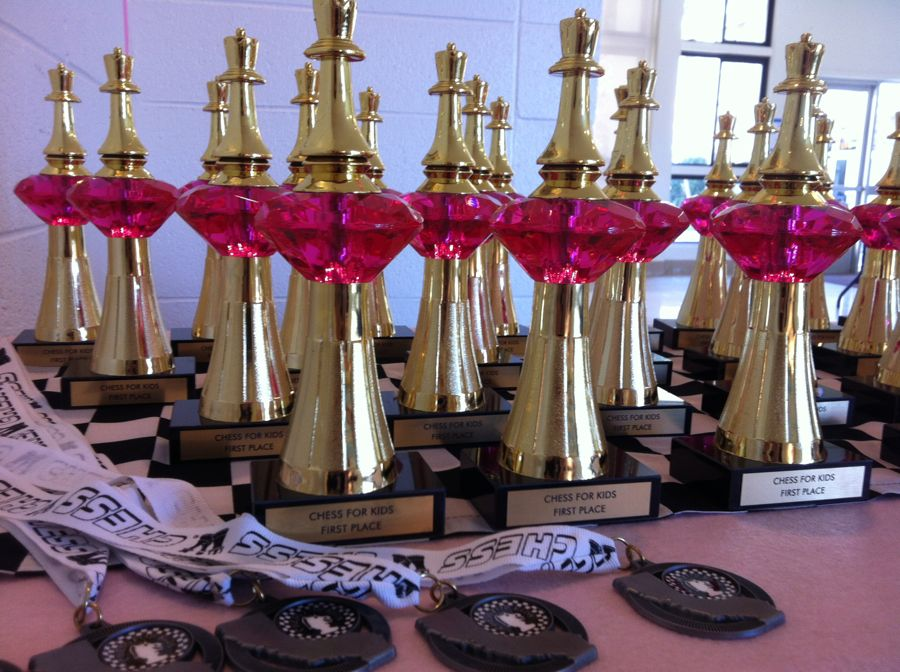 Chess For Kids Trophies