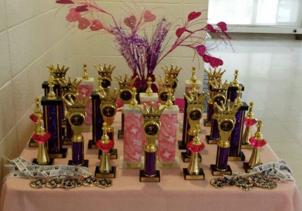 2015 - Girls Trophies