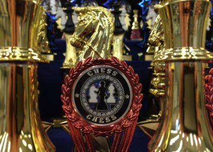Sonoma County Chess Tourament 2017-trophies-close